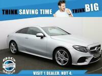 2020 Mercedes-Benz E Class E 300 AMG LINE PREMIUM Auto Coupe Petrol Automatic