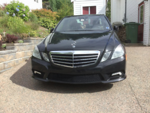 2010 Mercedes-Benz E-Class 550 Sedan 4 matic