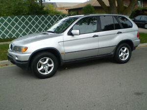 2002 BMW X5 3.0 SUV.....PERFECT RUNNING CONDITION!!!!