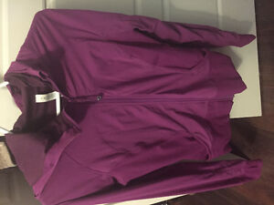 Lululemon flux jacket - size 8