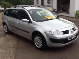 2006 Renault Megane 1.6 VVT Expression Estate 5dr Petrol Proactive (184