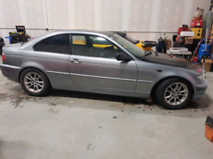 2005 BMW 325ci, winter and summer tires
