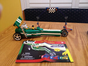 K'nex Lego building block sets