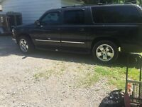 20 inch chrome Chevy Chevrolet wheels tires suburban