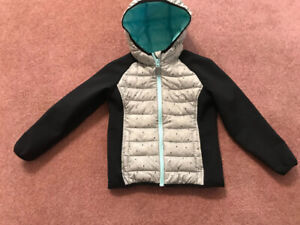 Girl's ATHLETIC WORKS fleece jacket