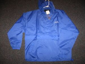 New Nylon Pullover Windshirts - Sixes Large and XL