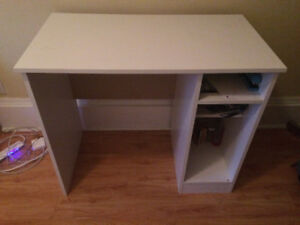 Desk for sale - Great storage, perfect size, and very sturdy!