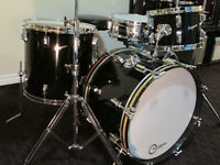 1964  Rogers Maple shell, Holiday Model, 4pc. Drum Kit.  Mint.