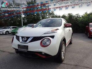 2016 Nissan Juke - Navigation -  Bluetooth - $147.37 B/W