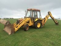 Digger tractor loadall telehandler machines plant and tools wanted