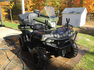 Polaris sporstman 800, VERY low milleage Gatineau Ottawa / Gatineau Area image 8