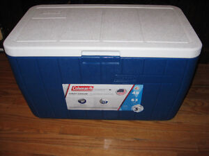 COLEMAN COOLER NICE !! ONLY $25.00 NO TAX ! Cambridge Kitchener Area image 1