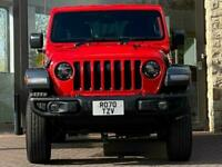 2020 Jeep Wrangler NIGHT EAGLE UNLIMITED Auto Convertible Petrol Automatic