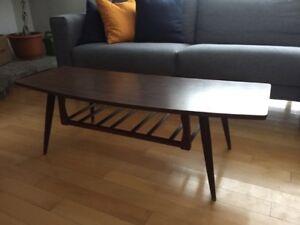 Table à café vintage / art déco