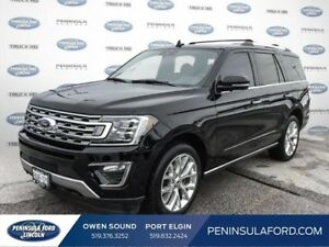 2018 Ford Expedition Limited  *DEMO SPECIAL*