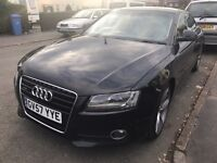 audi a5 3.0 tdi sport 2007 fully loaded px welcome