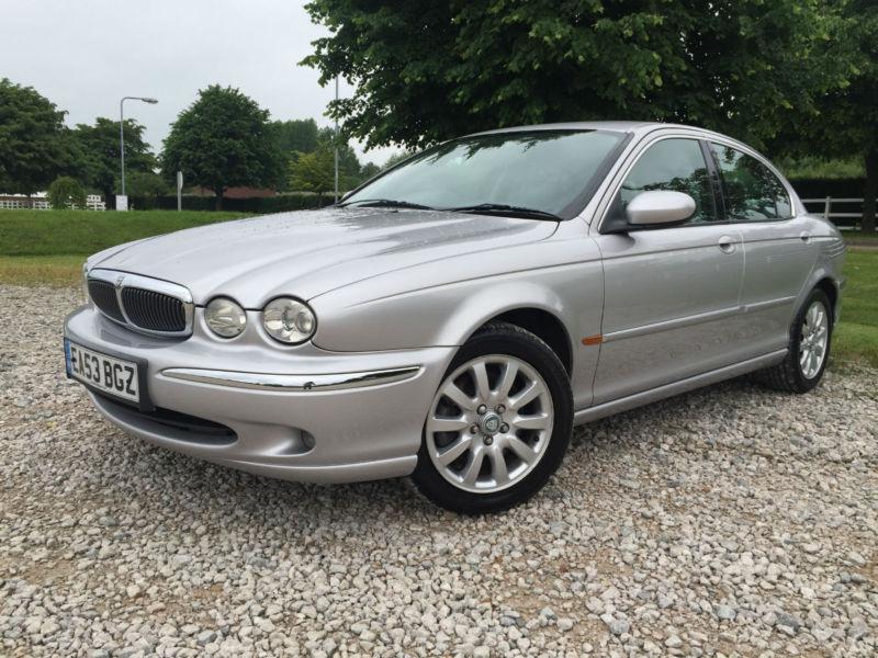 2003 Jaguar X-TYPE 2.5 V6 SE Saloon Petrol Automatic in ...