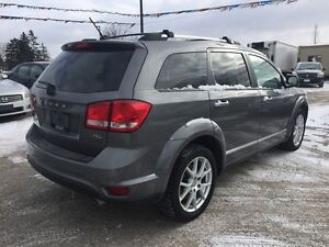 2013 DODGE JOURNEY R/T * AWD * LEATHER London Ontario image 6