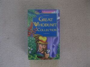 The Great Whodonit Collection Book Set (6 Hardcover Books)