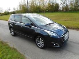 2014 14 Peugeot 5008 Allure 2.0 Hdi, Automatic, 7 Seats, Great Spec, Bargain