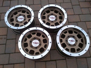 LOOKING FOR A SET OF TACOMA TRD PRO RIMS