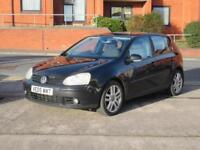 05 VW GOLF 2.0 FSI GT + NEW SHAPE + 5 DOOR + FSH