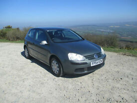 Volkswagen Golf 2.0SDI 2005MY S