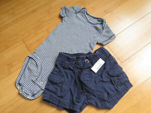 Boys Summer Outfits - 3 Mths London Ontario image 4