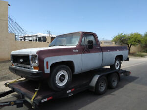 Chevrolet C10 Great Selection Of Classic Retro Drag And Muscle