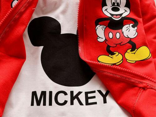 pants tracksuit outfits set cartoon 3pc Baby toddler clothes boys coat+T shirt