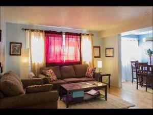 Beautiful two bedroom in quiet north end Halifax by MervS. Park