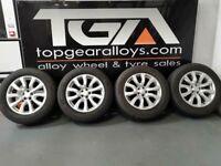 """18"""" Genuine OEM Range Rover Evoque Alloy Wheels & Tyres"""