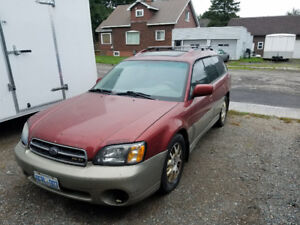 2002 Subaru OUTBACK H6 - for parts