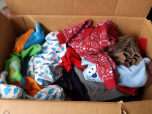 Now $20 baby boy clothes 3-6 months  (49 pieces)