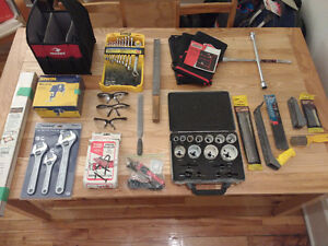 Tools For Sale! Woodworking, Lee Valley, Irwin, Pipe Clamp, Vise