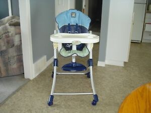 FISHER PRICE CLOSE TO ME HIGHCHAIR $50.00