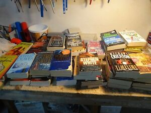 Over 100 novels for sale  **Reduced price**