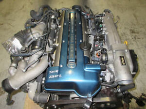 TOYOTA SUPRA ARISTO 2JZGTE VVTI ENGINE JDM 2JZ TWIN TURBO MOTOR