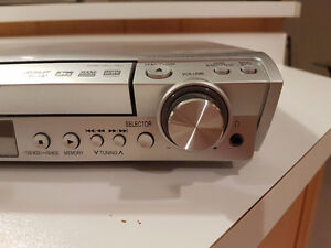 Panasonic 5 Disk Player With 4 Speakers London Ontario image 7