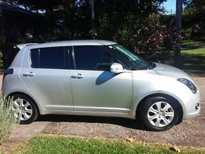 2010 Suzuki Swift RE4 with Cruise Control Anna Bay Port Stephens Area Preview