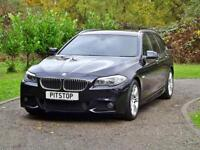 BMW 5 Series 520d 2.0 M Sport Touring DIESEL AUTOMATIC 2013/13