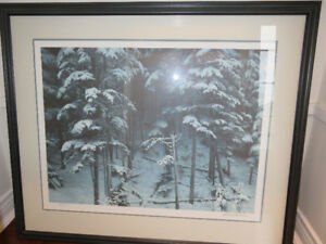 Robert Batement Limited Edition signed print