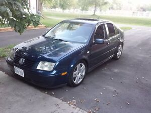 2001 Volkswagen Jetta GLS vr6  Sedan E-tested