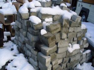 BRICK Blocks,& chimney