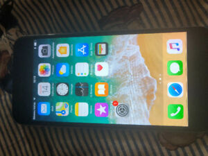 PHONE 6 16GB SPACE GREY / FIDO 100% EXCELLENT CONDITION