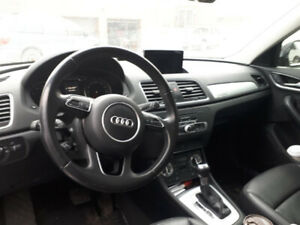 Excellent Condition 2015 Audi Q3 + Extended Warranty!