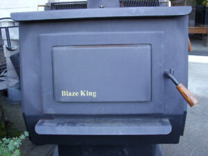 Blaze King Catalytic Woodstove