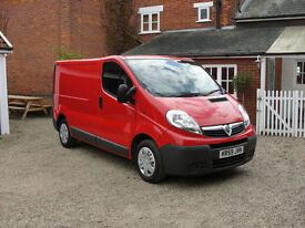 2010 VAUXHALL VIVARO 2.0 CDTI - ONE OWNER - FULL HISTORY - LOW MILES @66K -