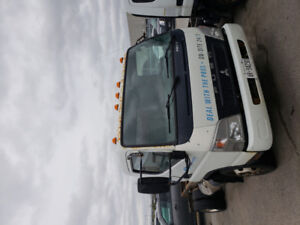mitsubishi Cab-over Chassis AS IS