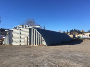 For Lease - Quonset and Land
